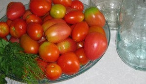 помидоры рецепты  заготовок