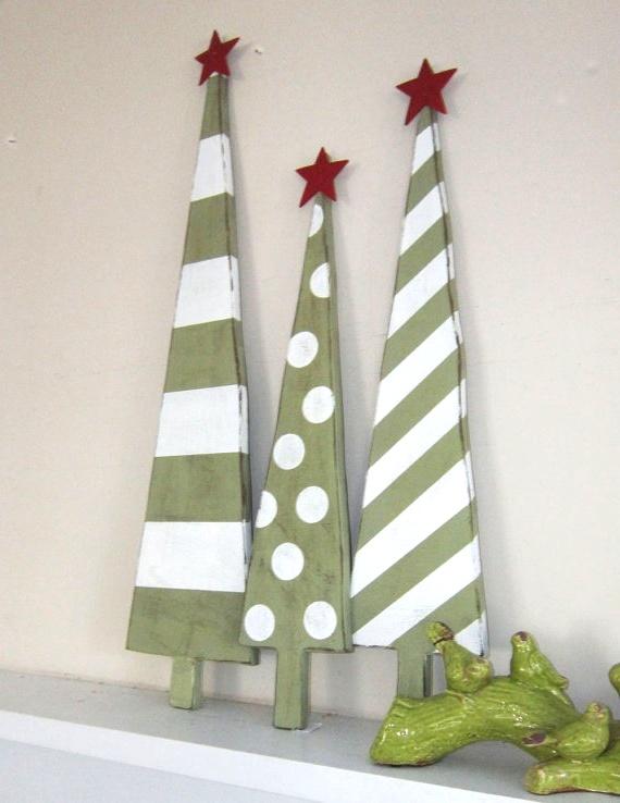 елка из картона своими руками к празднику