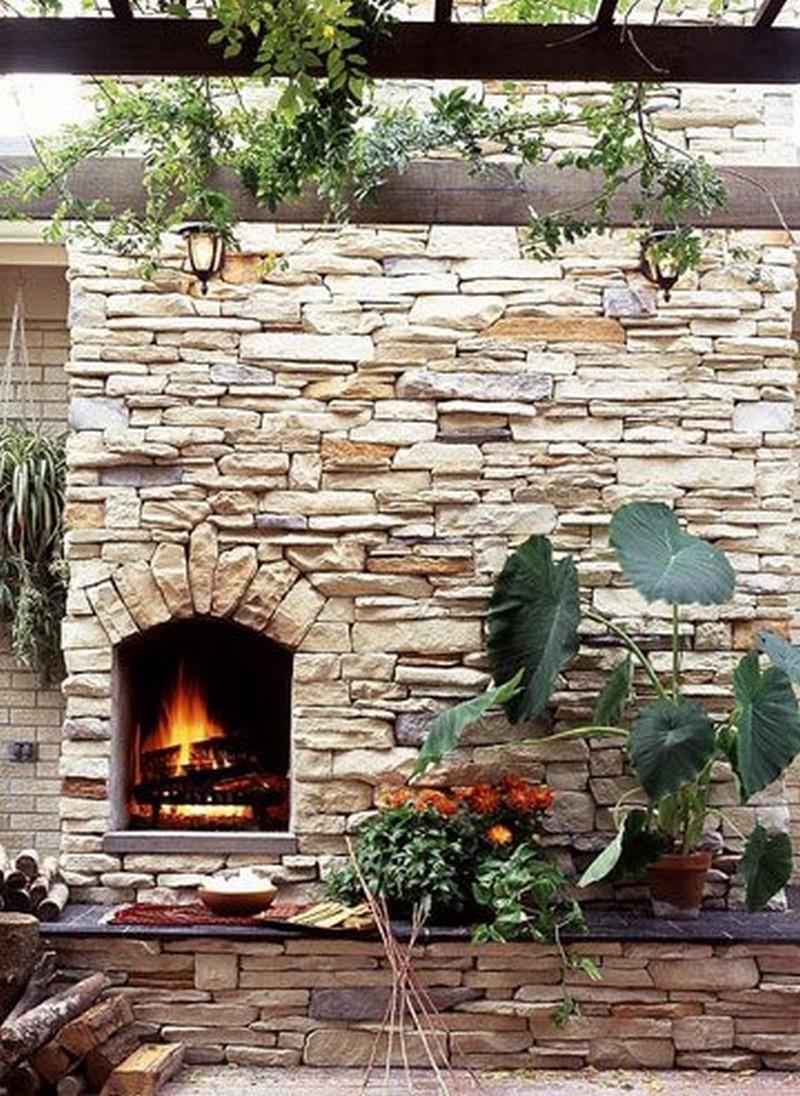 камни в саду для дизайна