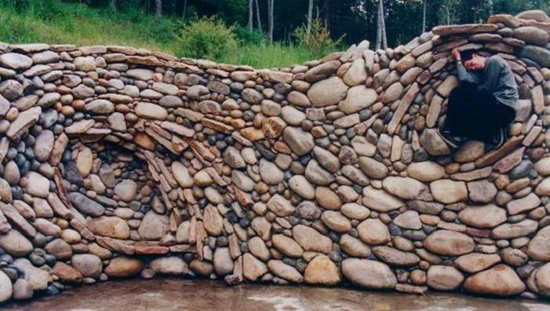 камни в ландшафтном дизайне вашего сада