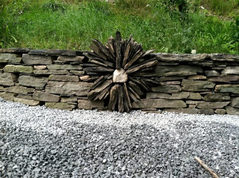 Красивые камни в ландшафтном дизайне