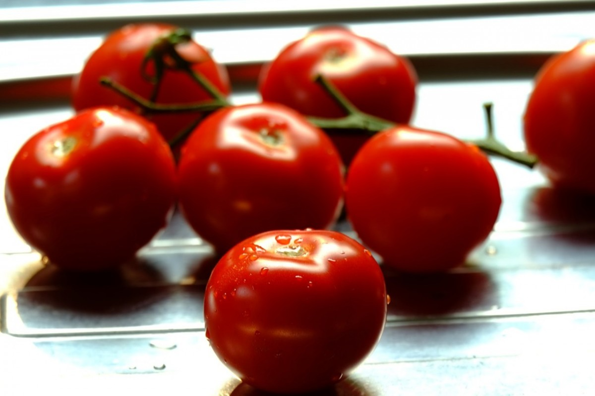как снять шкурку с помидора