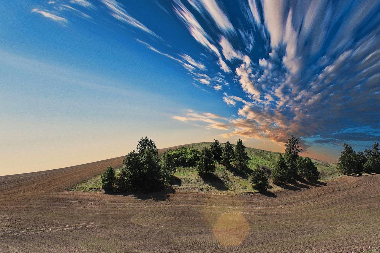 Водная и ветровая эрозия, эрозия склонов и оврагов