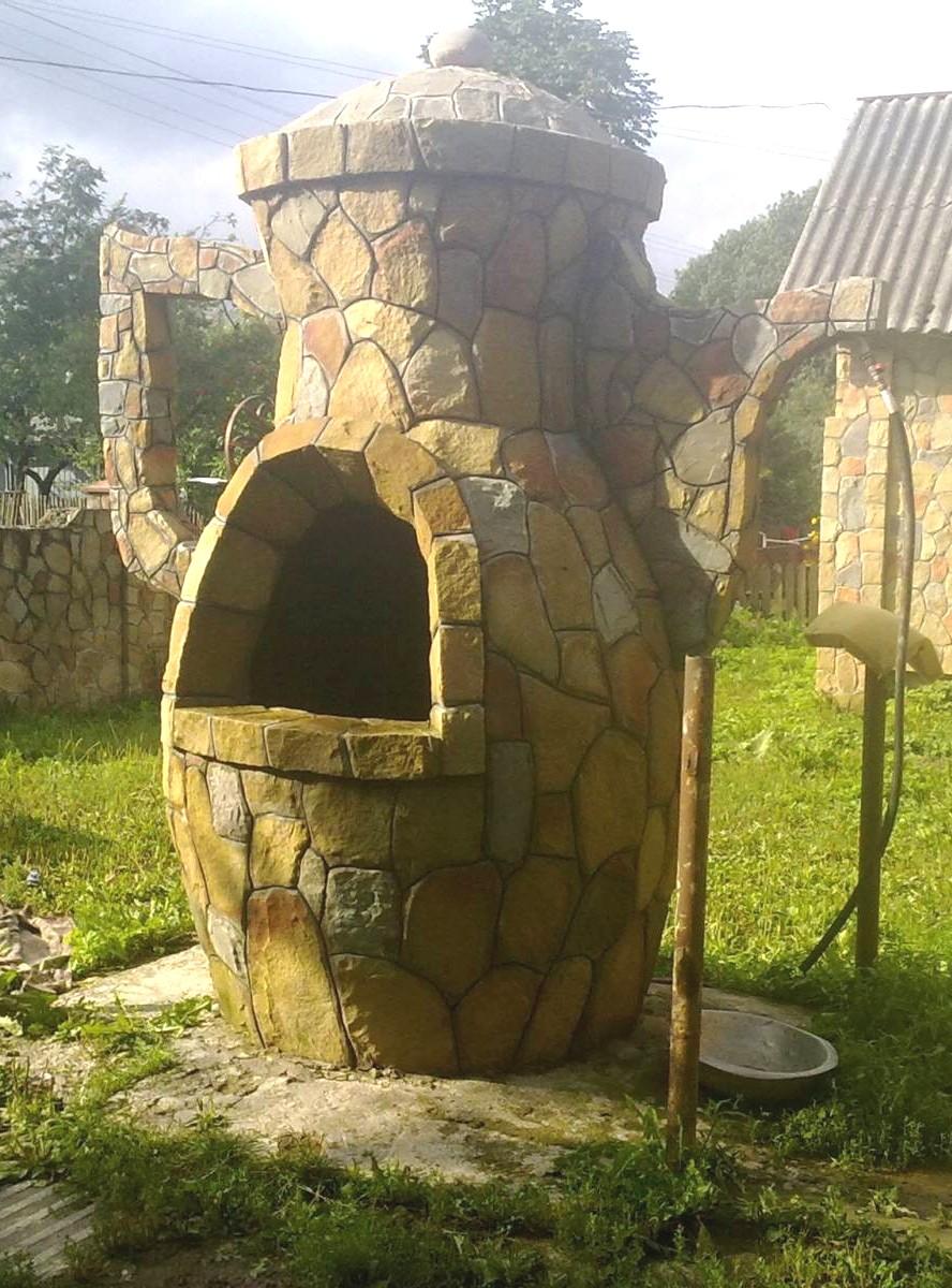 домик для колодца 14