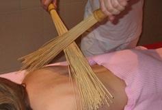 веники для бани-бамбуковый веник