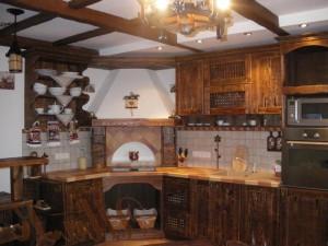 кухня, интерьер в доме