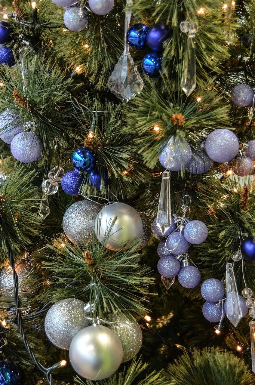 Как нарядить елку к Новому году и Рождеству