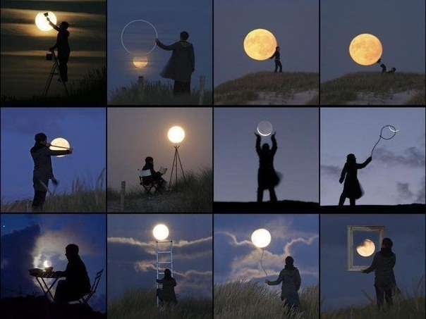 Луна, лунный календарь