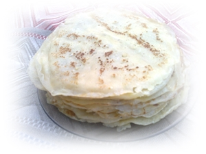 Торт на сковороде - кулинарный рецепт