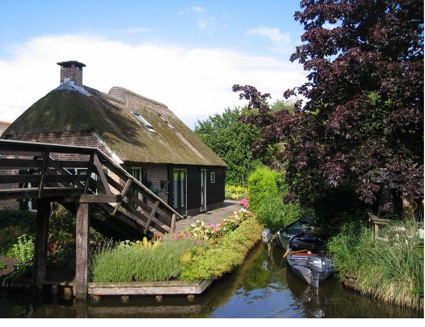 Маленький домик в деревне
