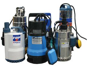 Как выбрать насос для откачки воды?