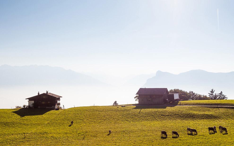 Домик в деревне - деревня в Лихтенштейне