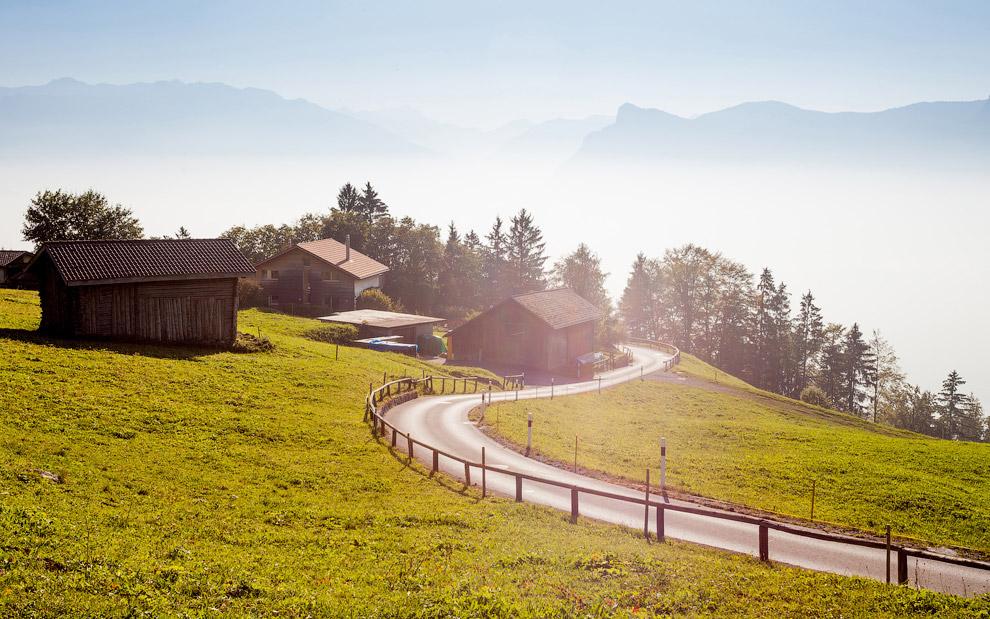 Домик в деревне -  Лихтенштейн