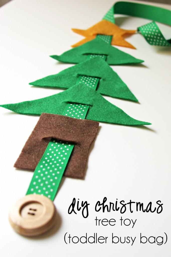 елка из ткани своими руками к празднику