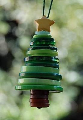 креативная елка своими руками