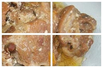 мясо по соусом