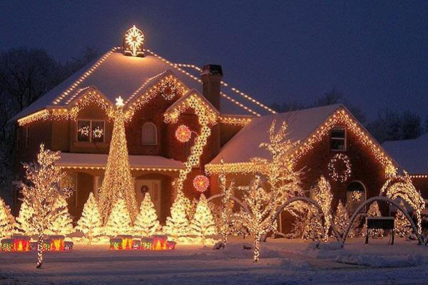 Новый год 2014 — готовимся, встречаем, украшаем дом!