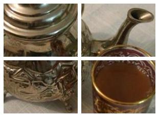 чай по ногайски