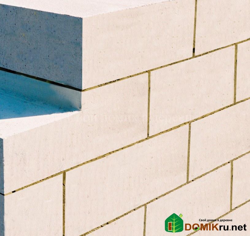газобетон - строим дом из газоблоков