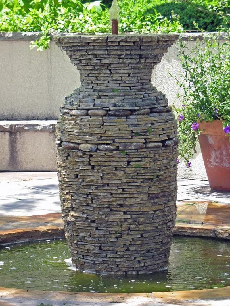 Природный камень для сада