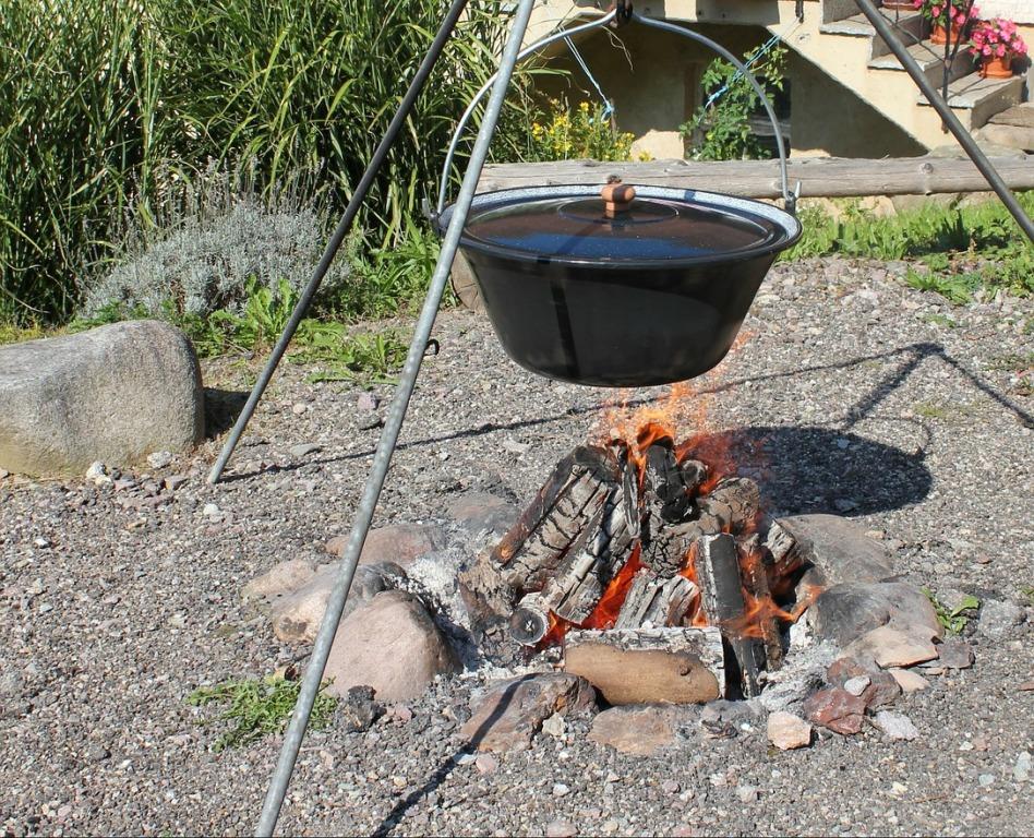 кулеш - рецепт полевой каши