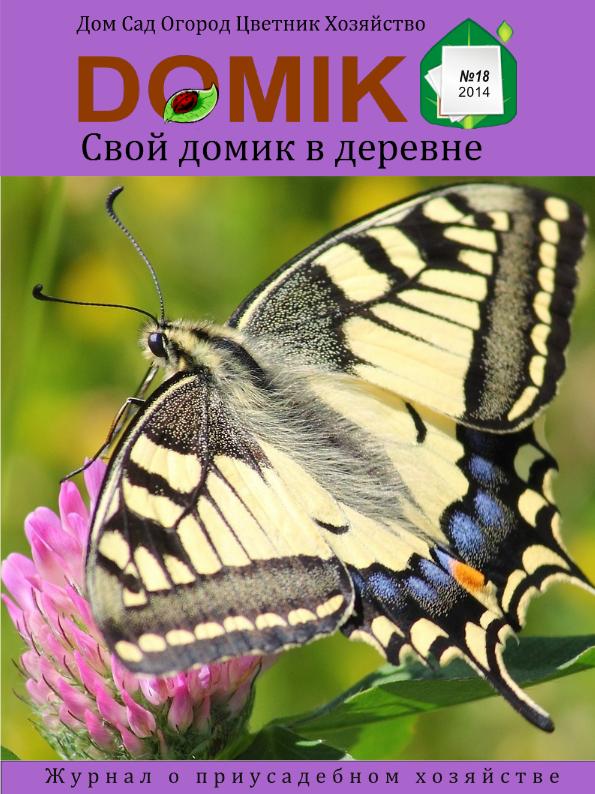 """Журнал """"Свой домик в деревне"""" - дом, дача, сад огород, цветник, хозяйство. Выпуск 18"""