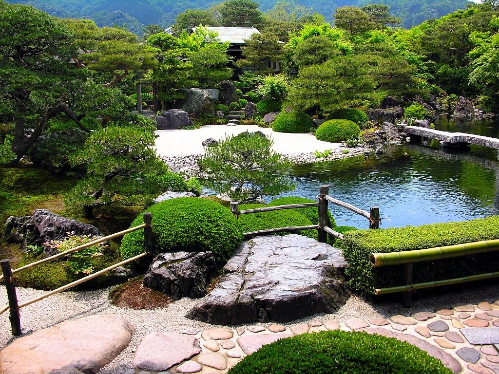 японский сад 10
