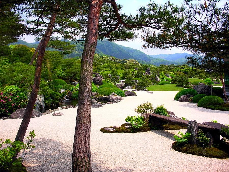 японский сад 6