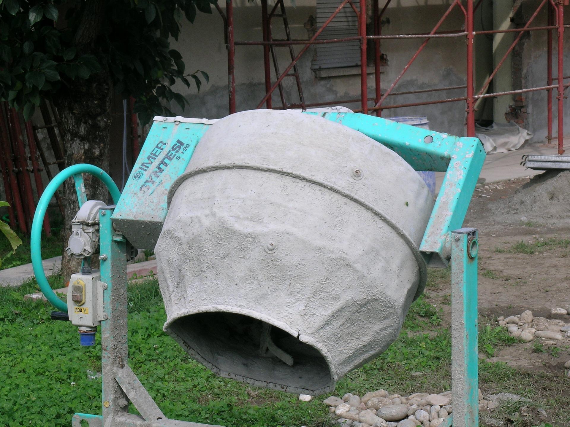 как выбрать бетономешкалу