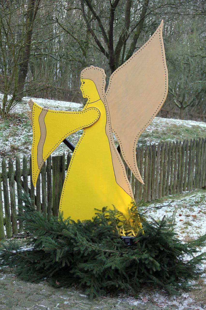 Как украсить свой дом и двор к Рождеству