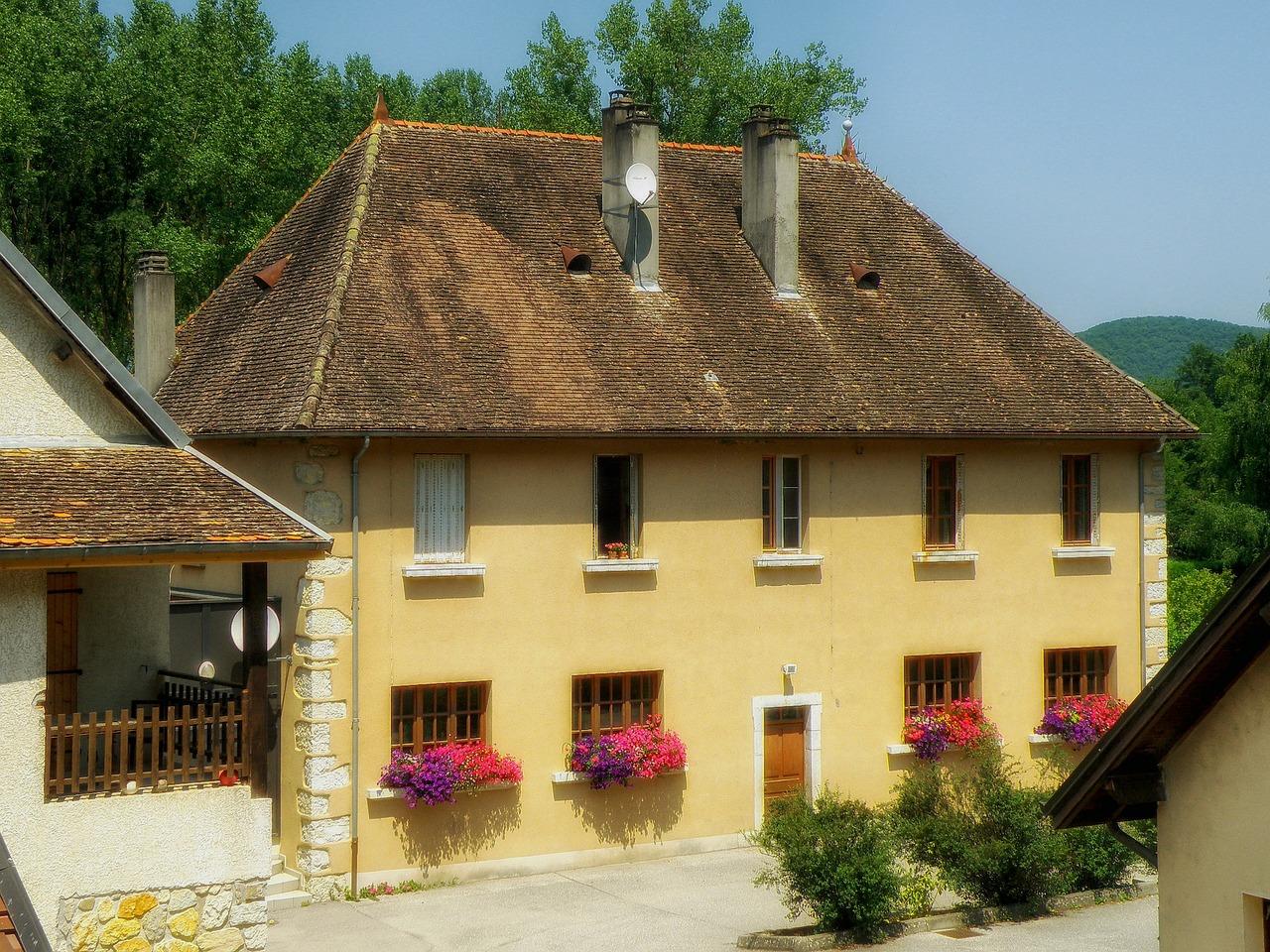 домик в деревне фото 10