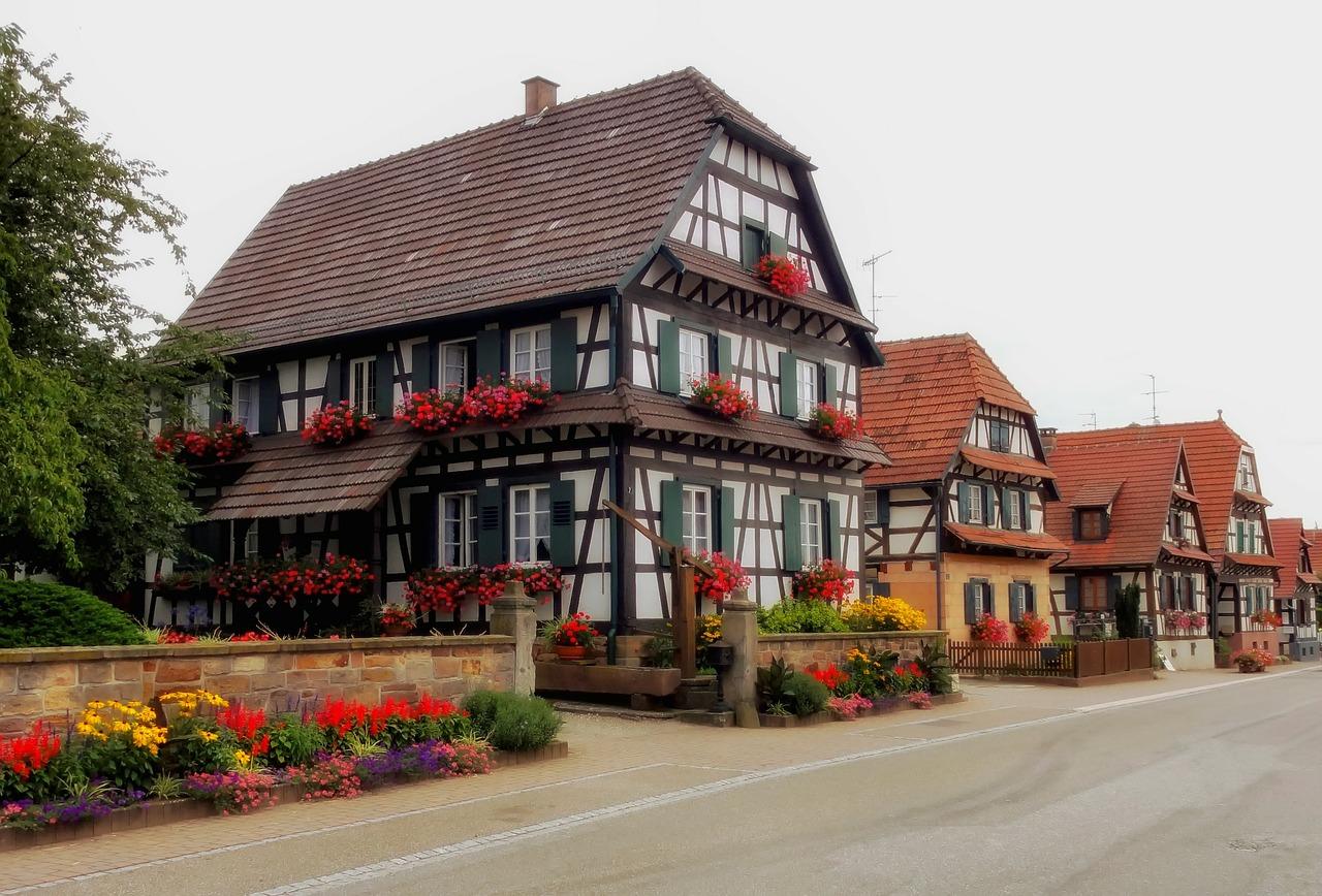 домик в деревне фото 9