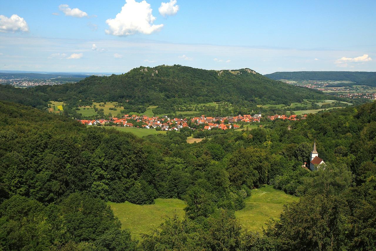 красивая деревня фото 12