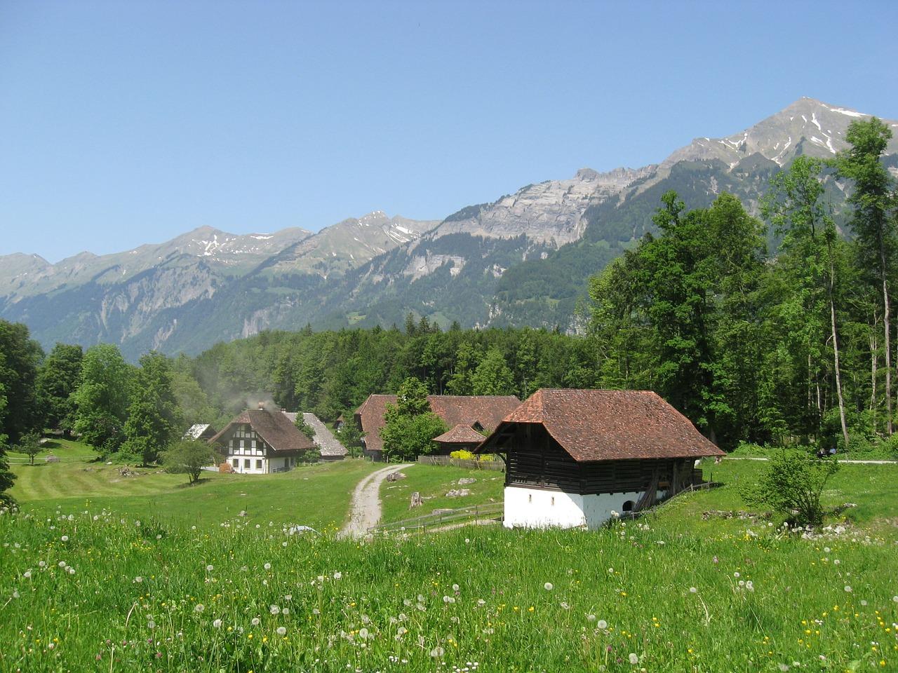 красивая деревня фото 13
