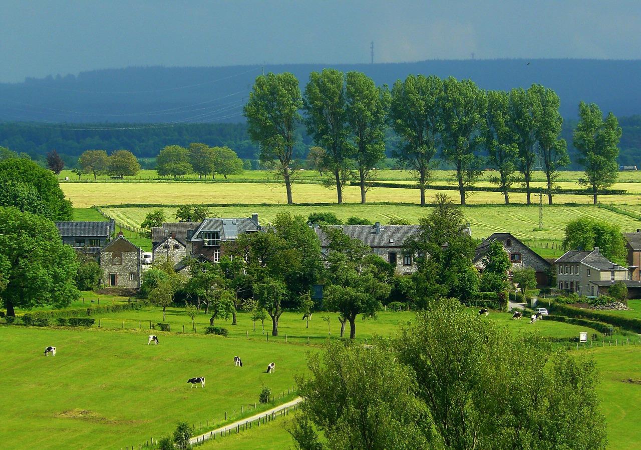 красивая деревня фото 16