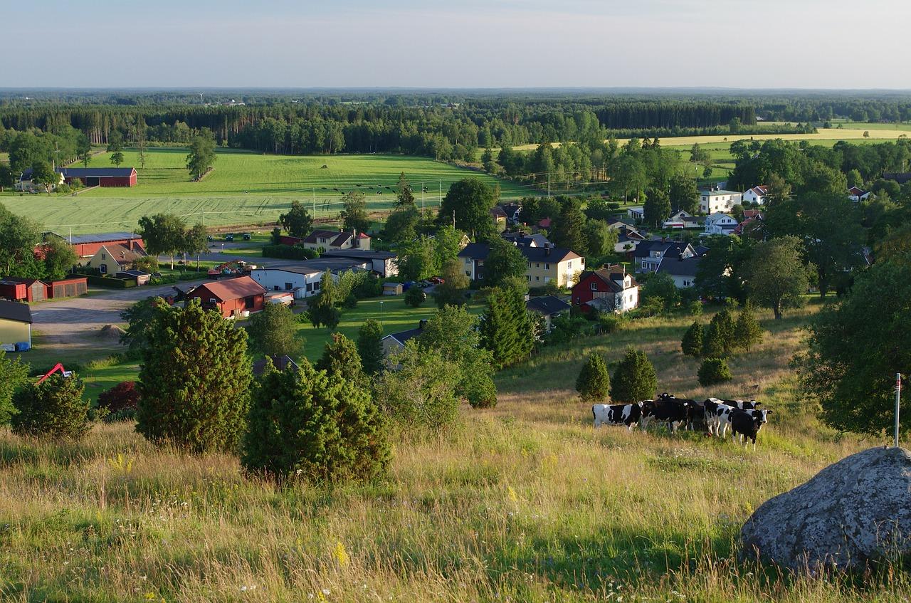 красивая деревня фото 17