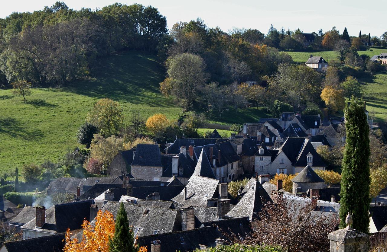 красивая деревня фото 5