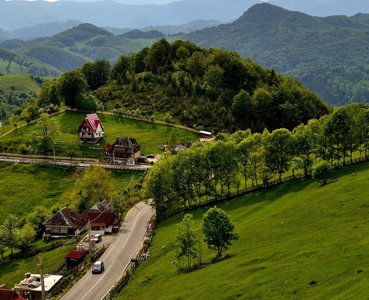 красивая деревня фото 6