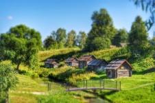 Самая красивая деревня России!