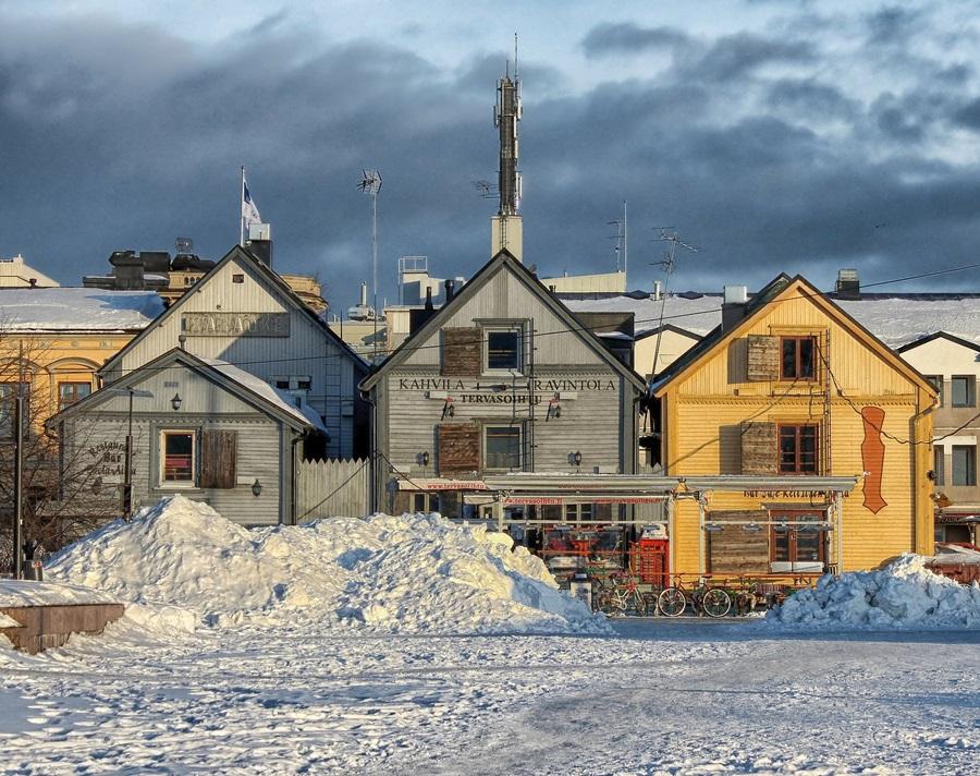 отопление в Финляндии 2