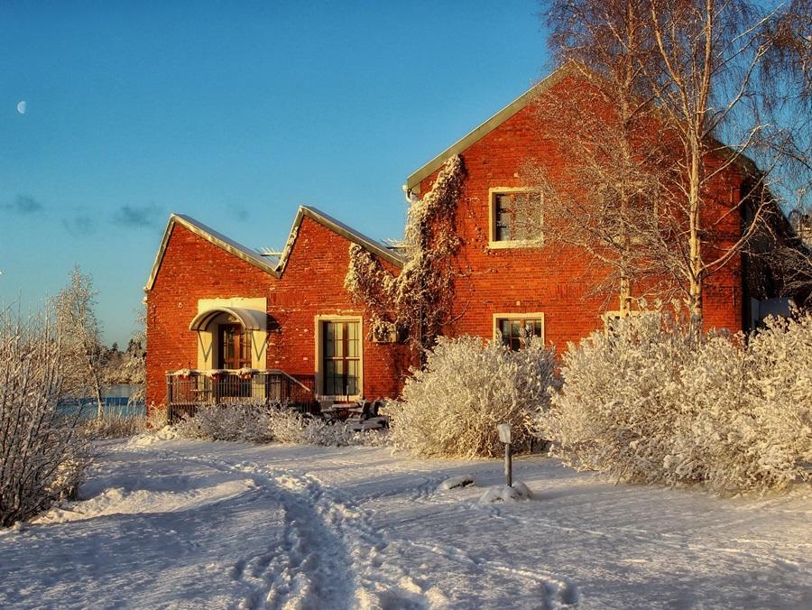 отопление в Финляндии 3