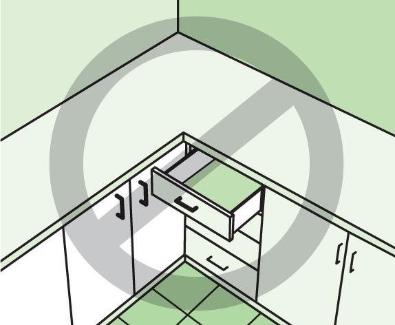планировка кухни 3