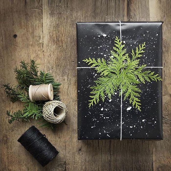 Как упаковать подарок на Новый год своими руками 16