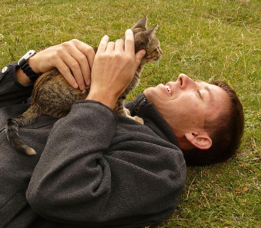 лечение людей животными