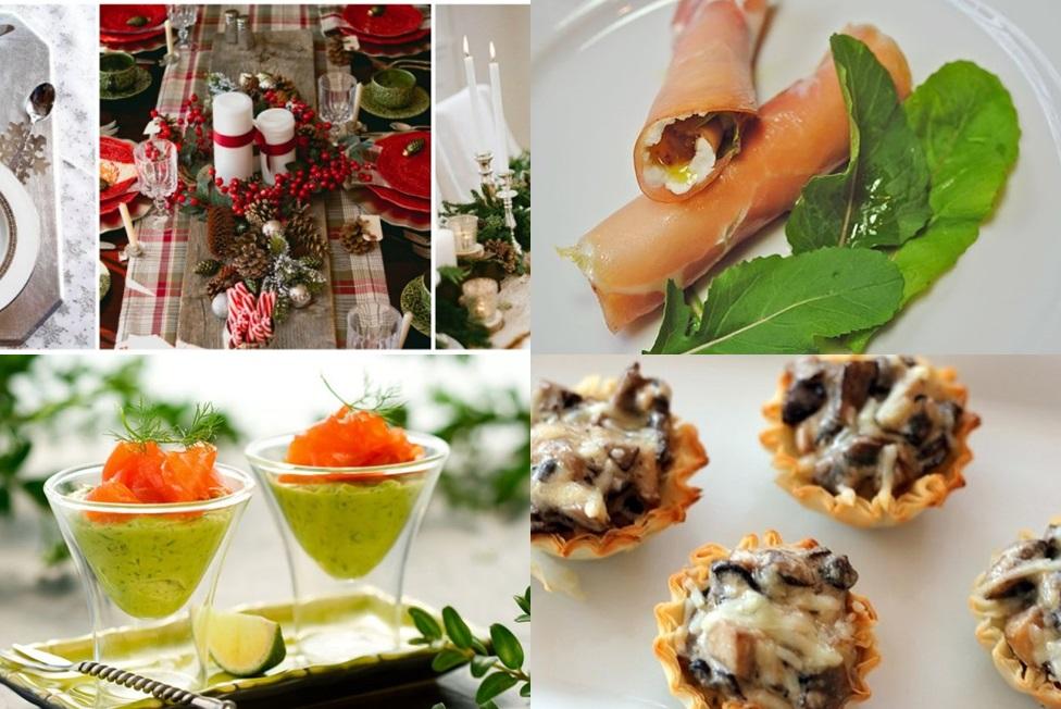 новый год рецепты блюд