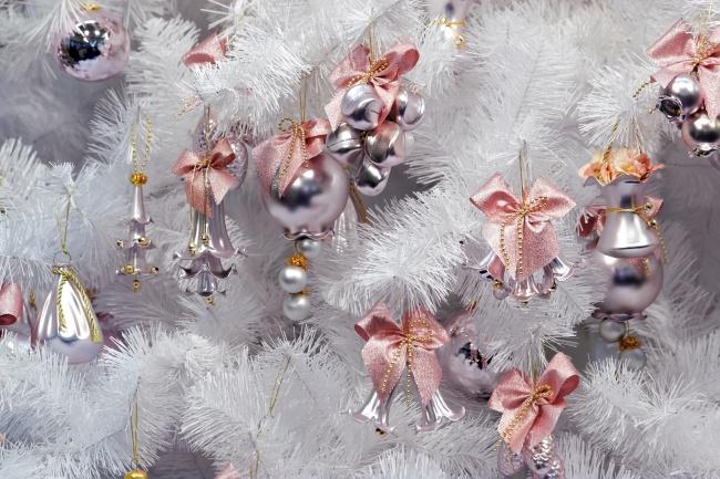 елка в цвете 1