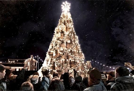елки в мире 7