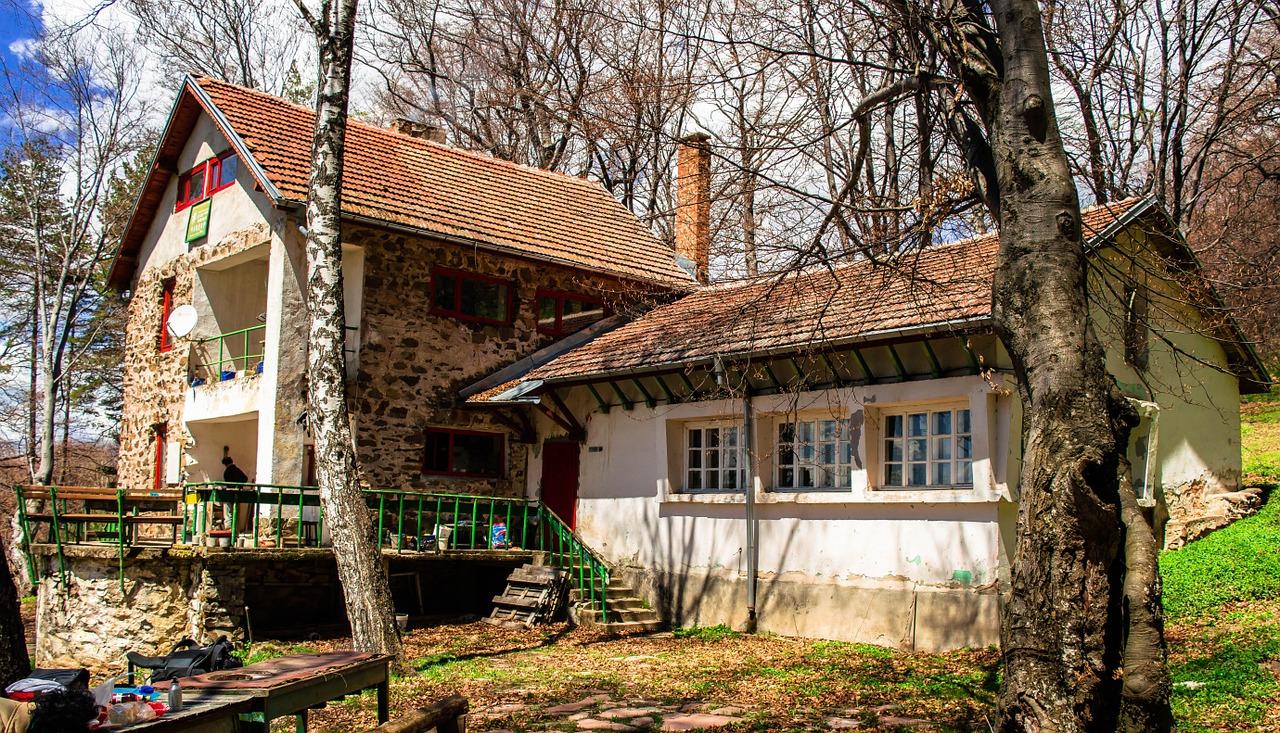 домик в деревне весной фото 18
