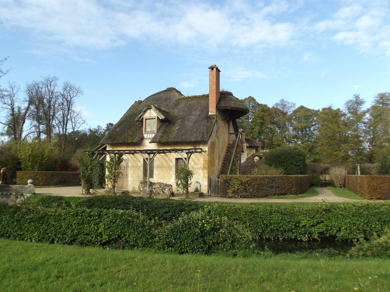 домик в деревне весной фото 20
