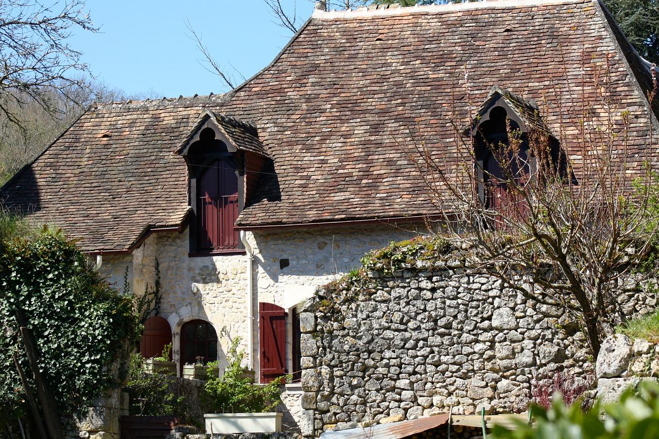 домик в деревне весной фото 22